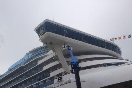 大型豪華客船