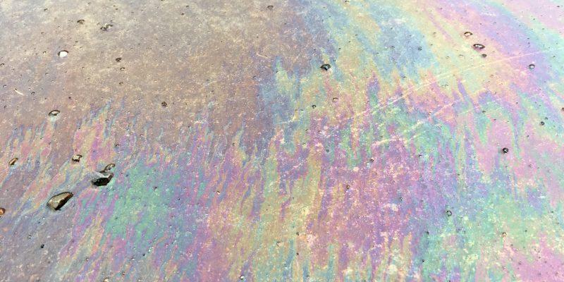 海洋汚染 モーリシャス